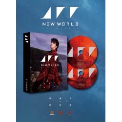 華晨宇   新世界 (降臨地球雙CD版)台版