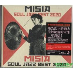 MISIA 米希亞 2020靈魂爵士精選輯...