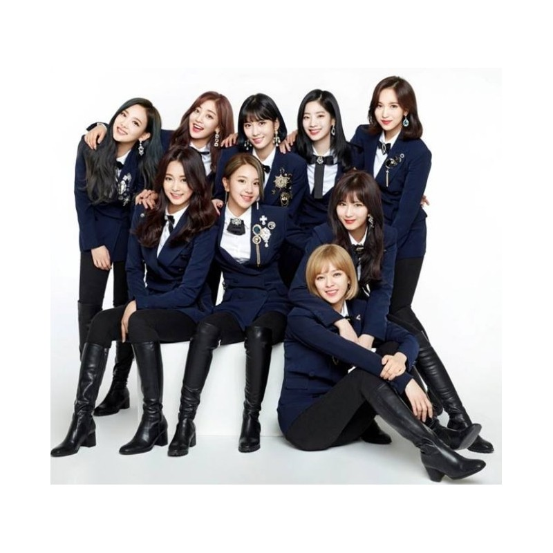 TWICE JAPAN 1st ALBUM 『BDZ』 【特典BOX付きCD3形態セット】