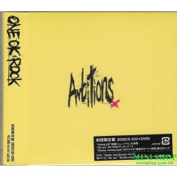 ONE OK ROCK/ Ambitions...