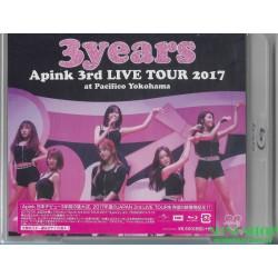 Blu-ray Apink 3rd Japan...