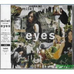 milet/eyes (普通盤)
