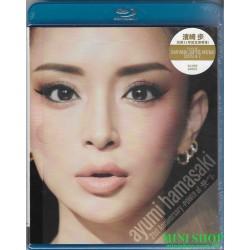 台版Blu-ray 濱崎步 21週年紀念演唱會...