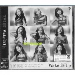 TWICE JAPAN 3rd SINGLE『Wake...