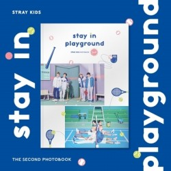STRAY KIDS - STAY IN...