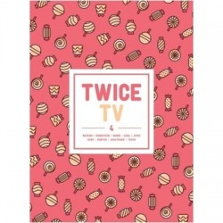 TWICE TV4 DVD SET LIMITED...