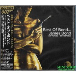 Best Of Bond:James Bond 50...