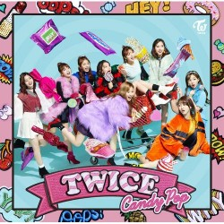 TWICE Candy Pop [ONCE...