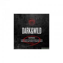 BTS - VOL.1 [DARK & WILD]