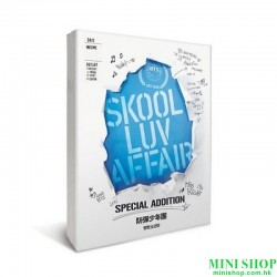 [再版] BTS - SKOOL LUV AFFAIR...
