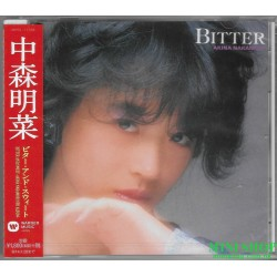 中森明菜 AKINA NAKAMORI/BITTER...