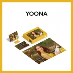 YOONA 允兒- PUZZLE PACKAGE