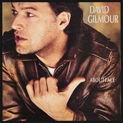 DAVID GILMOUR/ABOUT FACE...