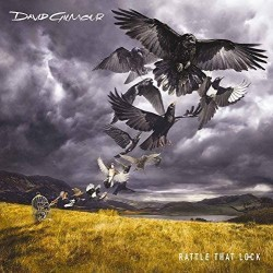 DAVID GILMOUR/RATTLE THAT...