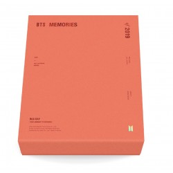 BTS MEMORIES OF 2019 DVD 韓版