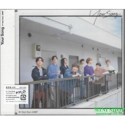 Hey! Say! JUMP - Your Song 通常版