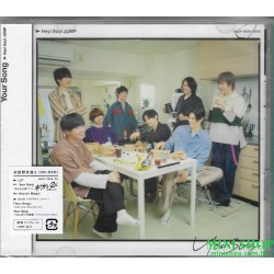 Hey! Say! JUMP - Your Song...