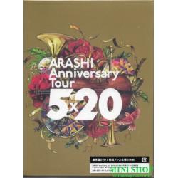 日初 DVD 嵐 ARASHI Anniversary...