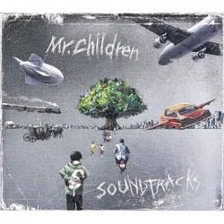 B MR.CHILDREN - SOUNDTRACKS...