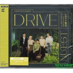 NU'EST - DRIVE 【初回仕様限定盤】