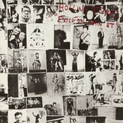 ROLLING STONES THE - EXILE...
