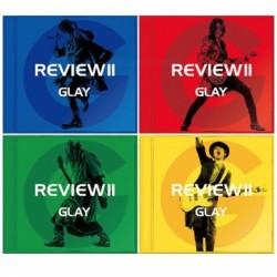 台版 GLAY/25周年紀念精選輯REVIEW II...
