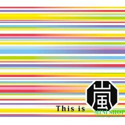 嵐 This is 嵐 (2CD+DVD)