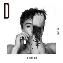 KIM DONG WAN 金烔完 - D (1ST...