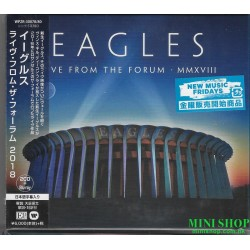 Eagles Live From The Forum...