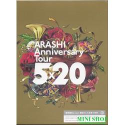 [台版BD]嵐 紀念巡迴演唱會 5×20...