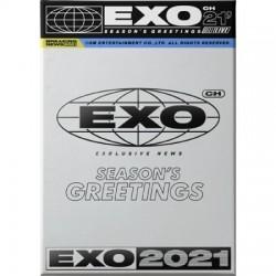 EXO - 2021 SEASON'S GREETING