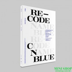 [限]CNBLUE - RE-CODE (8TH...