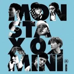 MONSTA X 第二迷你專輯RUSH...