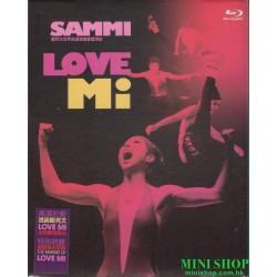 鄭秀文 SammiLove Mi 演唱會  Blu-ray