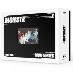 MONSTA X - 1ST DVD...