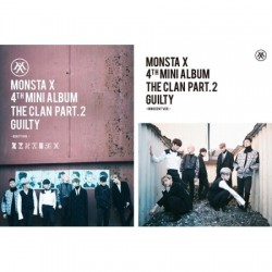 MONSTA X - Mini Album Vol.4...