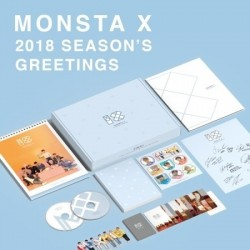 MONSTA X - 2018 SEASON'S...