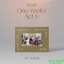 IZ*ONE - ONE-REELER / ACT Ⅳ...