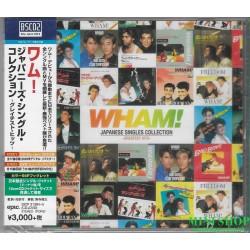 WHAM!/JAPANESE SINGLES...