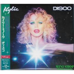 KYLIE MINOGUE/DISCO 日版