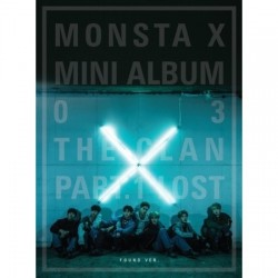 MONSTA X - Mini Album Vol.3...
