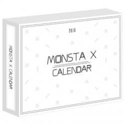 MONSTA X  2016 Calendar 韓版