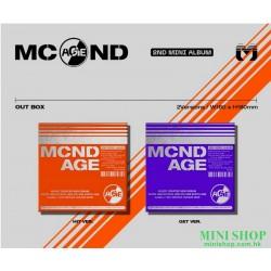 MCND - MCMD AGE (2ND MINI...