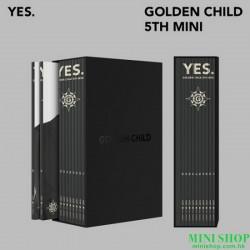 [一套10張] GOLDEN CHILD - YES....
