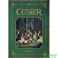 OH MY GIRL - CLOSER (2ND...