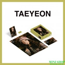太妍 TAEYEON PUZZLE...