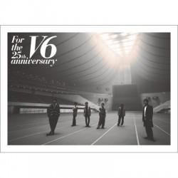 通常盤 BD V6 LIVE For the 25th...