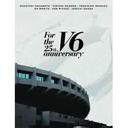 初回盤B DVD V6 LIVE For the...