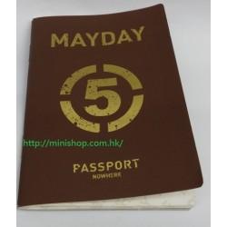 五月天 周遊護照
