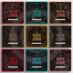 隨機版 SUPER JUNIOR - VOL.10...